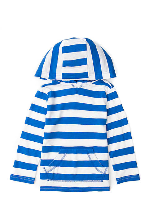 Crown & Ivy™ Toddler Boys Kangaroo Pocket Lightweight