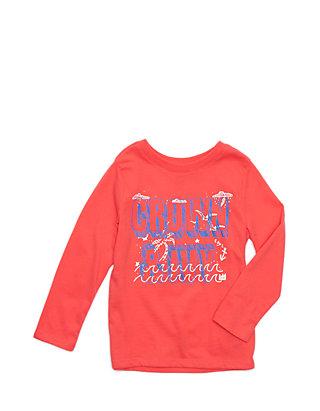 519ad2c02 Crown & Ivy™ Toddler Boys Long Sleeve Crew Neck Tee   belk