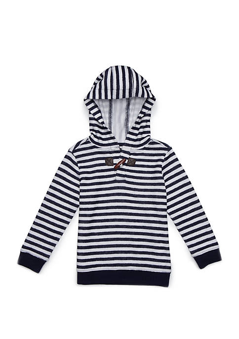 Crown & Ivy™ Toddler Boys Pullover Hoodie with