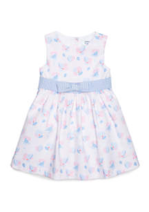 Crown & Ivy™ Toddler Girls Classic Party Dress
