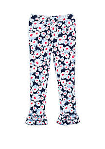 Crown & Ivy™ Toddler Girls Double Ruffle Bottom