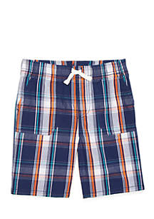 Toddler Boys Porkchop Woven Shorts