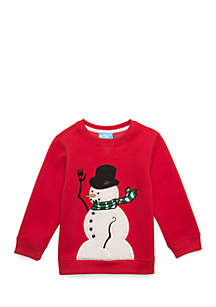 Toddler Boys Crew Neck Sweater