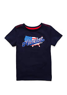 4ca91b768 ... Lightning Bug Toddler Boys Americana Short Sleeve Graphic Tee