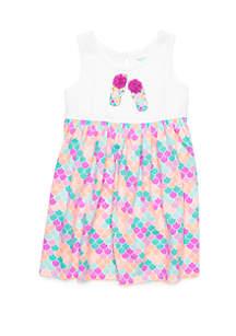 83fbf6716c8f31 ... Lightning Bug Toddler Girls Tank Dress