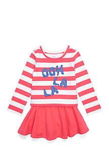 Toddler Girls 2-piece Skirt Set