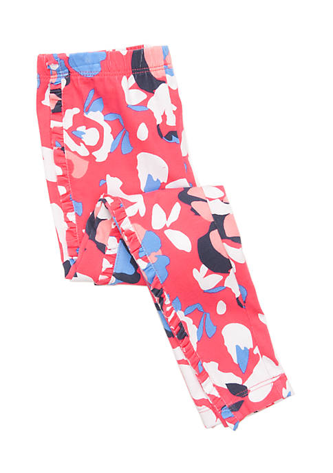 Crown & Ivy™ Toddler Girls Ruffle Jeggings