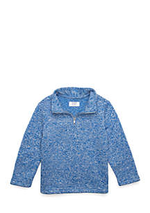 Boys 4-8 Quarter Zip Pullover