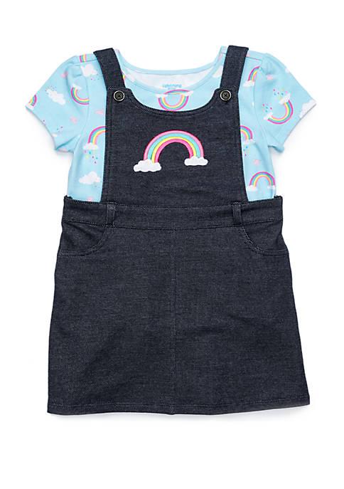 Baby Girls 2-Piece Jumper Set