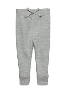 Infant Girls French Terry Joggers