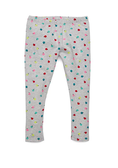 Lightning Bug Toddler Girls Fashion Leggings