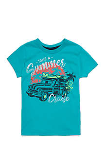 Toddler Boys Southern Graphic Tee