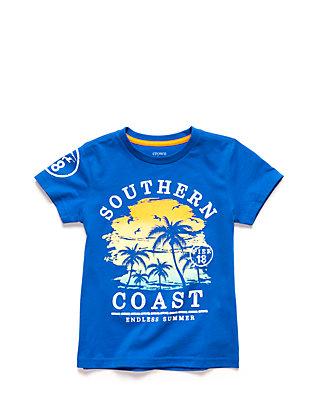 d675dda36 Crown & Ivy™. Crown & Ivy™ Toddler Boys Southern Graphic Tee