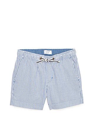 Crown Ivy Seersucker Shorts Toddler Boys Belk