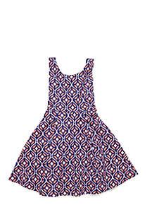 Girls 4-8 Starfish Dress