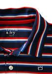 Toddler Boys Short Sleeve Piqué Polo