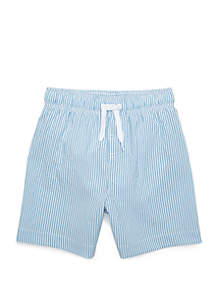 Crown & Ivy™ Toddler Boys Swim Trunks