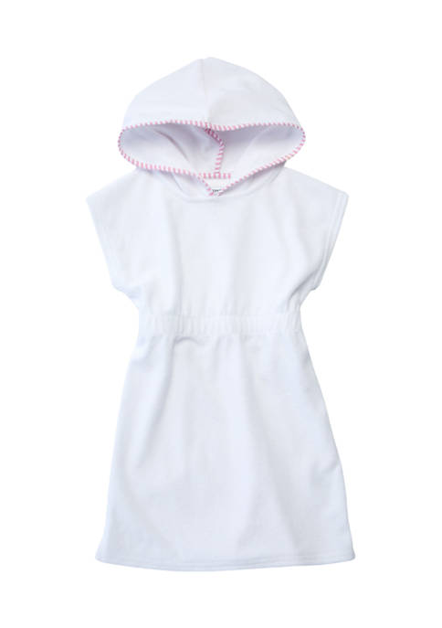 Toddler Girls French Terry Swim Coverup