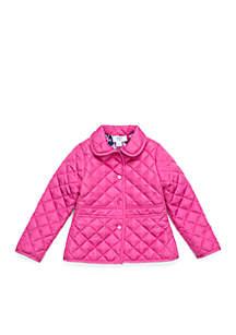 Toddler Girls Barn Jacket