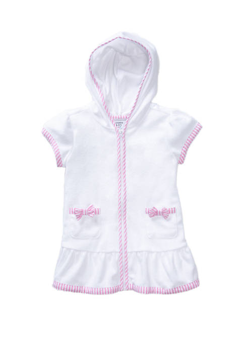 Crown & Ivy™ Toddler Girls Cotton French Terry
