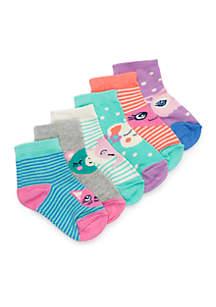 Baby Girls Character Theme Sock Set