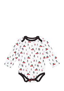 Lightning Bug Infant Baby Best Gift Ever One-Piece