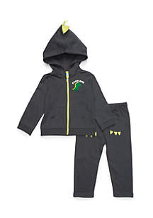 Baby Boys Dinosaur Set