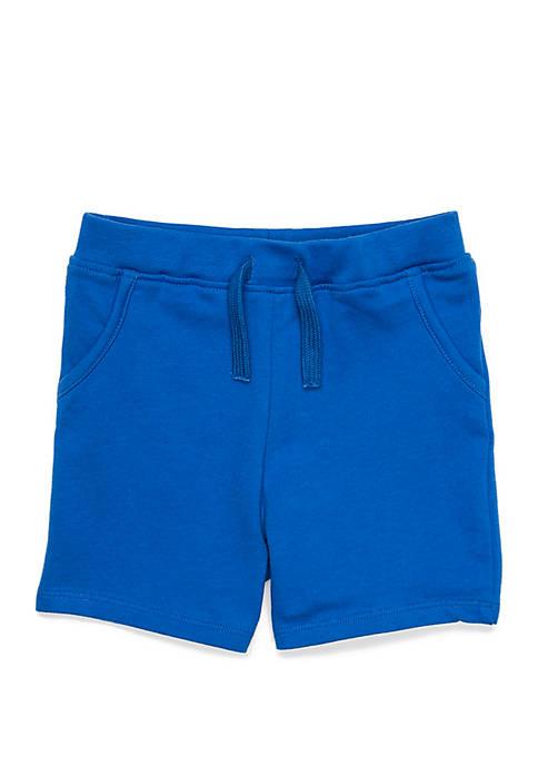 Lightning Bug Baby Boys Bind Pocket Shorts