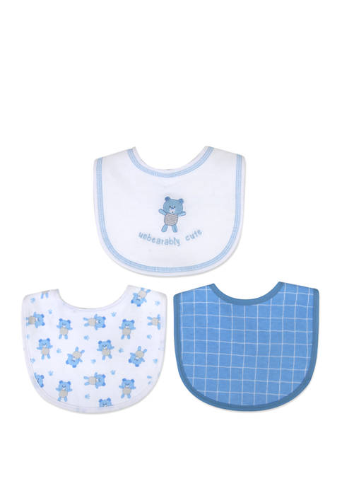 Crown & Ivy™ Baby Boys Unbearably Cute Set