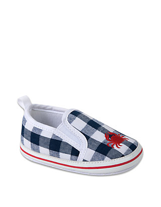 1c3e7df2e Crown   Ivy™. Crown   Ivy™ Baby Boys Gingham Crab Shoes