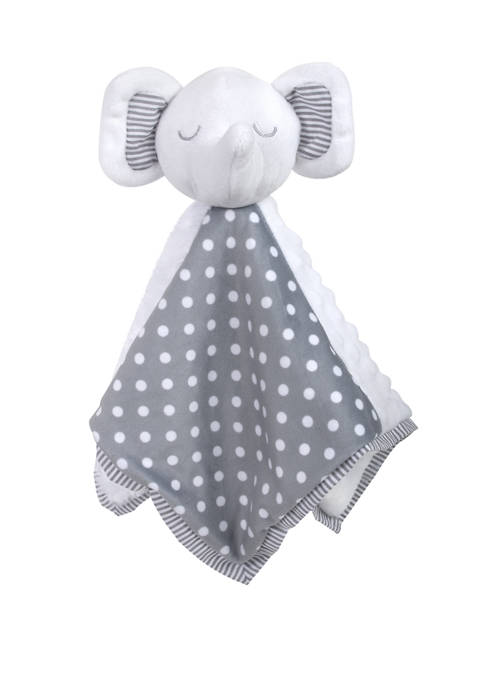 Crown & Ivy™ Baby Elephant Patch Snuggler Blanket