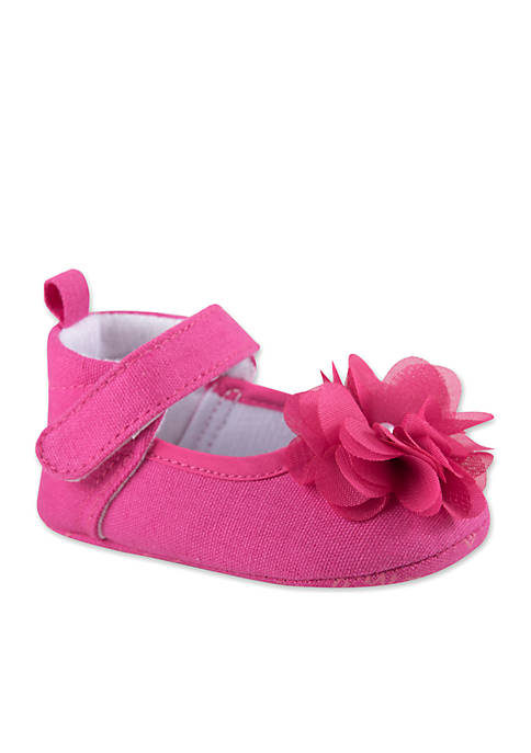 Crown & Ivy™ Infant Girls Pink Shoes