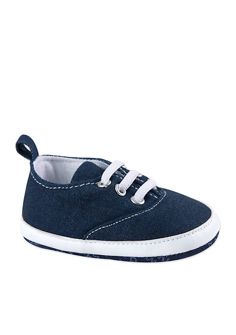 Crown & Ivy™ Newborn Denim Sneakers