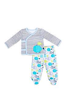 2-Piece TMH Set Newborn Boys