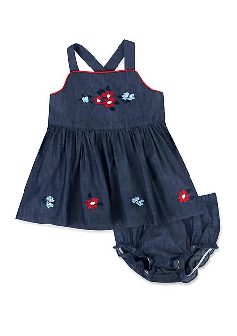 Baby Girls Americana Dress