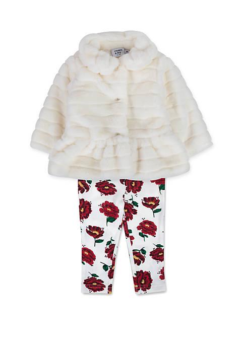Crown & Ivy™ Baby Girls 3 Piece Merry