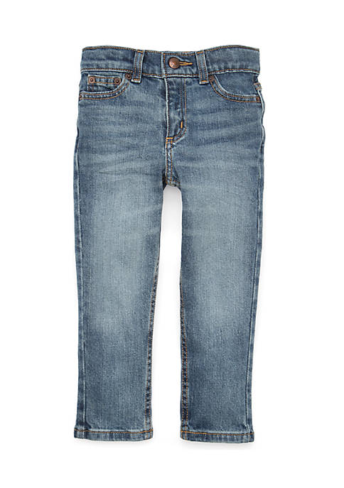 TRUE CRAFT Boys 4-7 Slim Denim Jeans