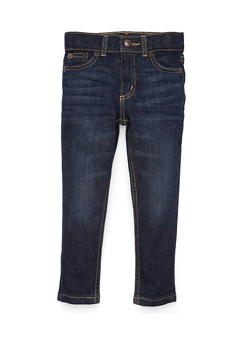 TRUE CRAFT Boys 4-10 Skinny Denim Jeans