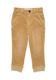 Toddler Boys Corduroy Joggers