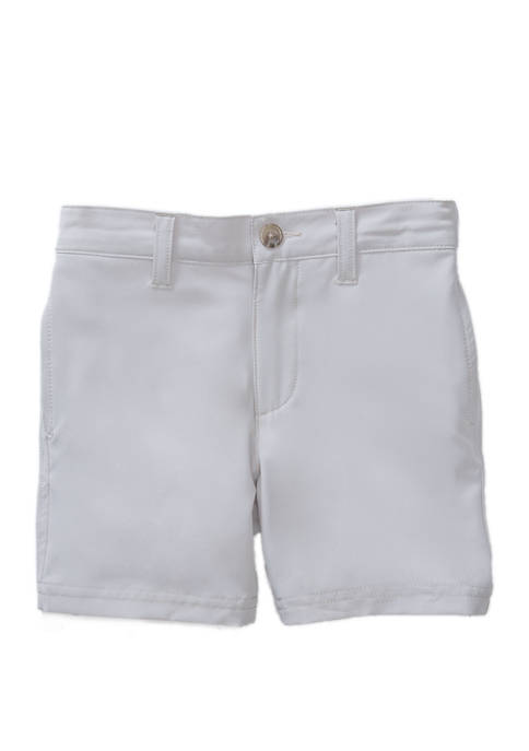Crown & Ivy™ Toddler Boys Performance Shorts