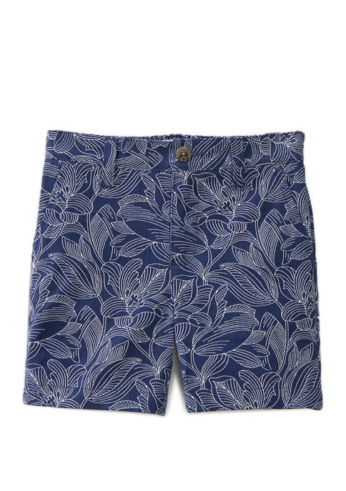 Crown & Ivy™ Toddler Boys Family Shorts