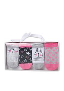 Baby Girls Sock Set