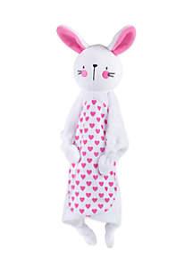 Baby Girls Bunny Snuggle Buddy