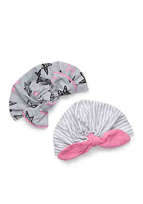 Lightning Bug Baby Girls Hat with Bow Set ... 36ed6bbb7d05