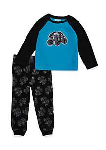 Toddler Boys Pajama Set