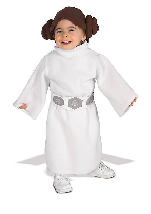 Rubie's Toddler Girls Star Wars Princess Leia Fleece