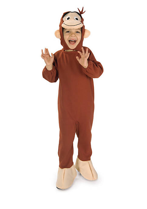 Rubie's Toddler Boys Curious George Costume