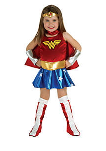 Rubie's Toddler Girls Wonder Woman Costume
