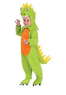 Toddler Boys Cute Lil Dinosaur Costume