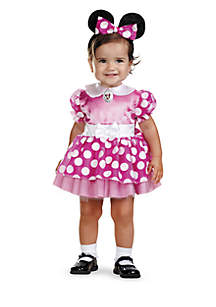 Rubie's Infant Girls Mickey Mouse Clubhouse - Pink Minnie Mouse Infant Costume